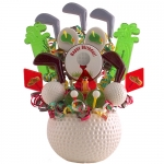 Fore! The Links - Birthday Lollipop Bouquet